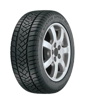 Dunlop SP WINTER SPORT M2  DOT3609 185/60 R15 91/89T