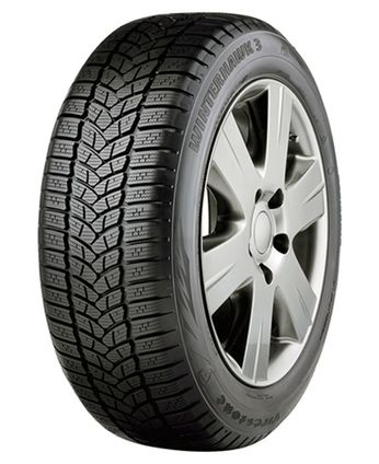 Firestone WINTERHAWK 3  DOT3617 165/65 R14 79T
