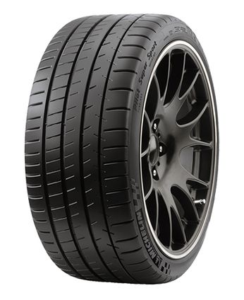 MICHELIN Pilot Super Sport ZR 255/35 R19 92Y