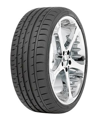 Continental CONTISPORTCONTACT 3  DOT4617, FR, * 205/45 R17 84V