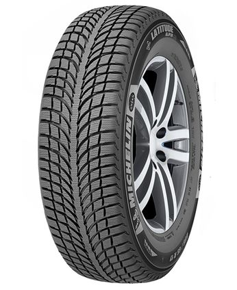 Michelin LATITUDE ALPIN LA2 ZP * XL 255/55 R18 109H